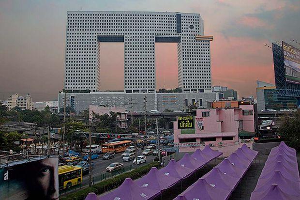 cele mai urâte clădiri din lume - Cladirea Elefant