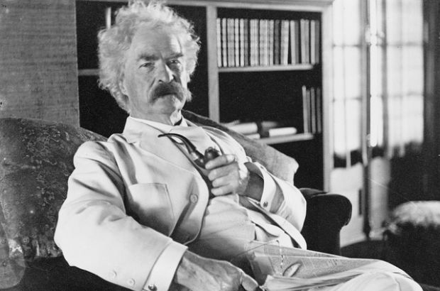 Coincidente - Mark Twain