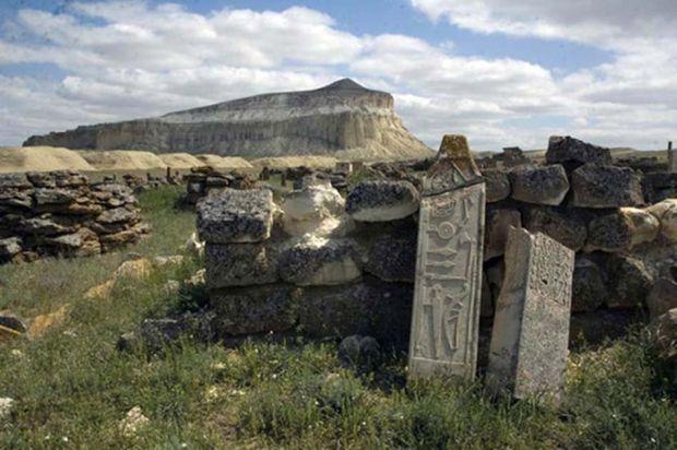 Complex megalitic Kazahstan