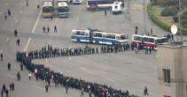 Coreea de Nord - Autobuze