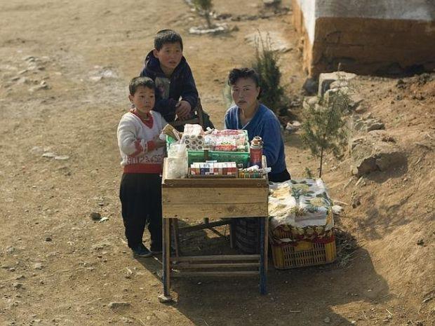 Coreea de Nord - Vanzare