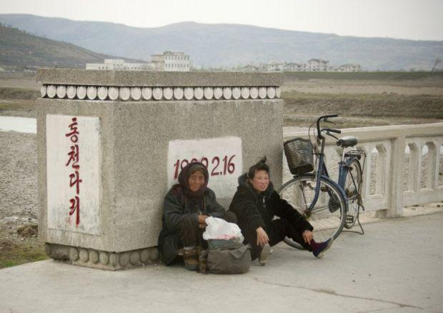 Coreea de Nord - biciclete