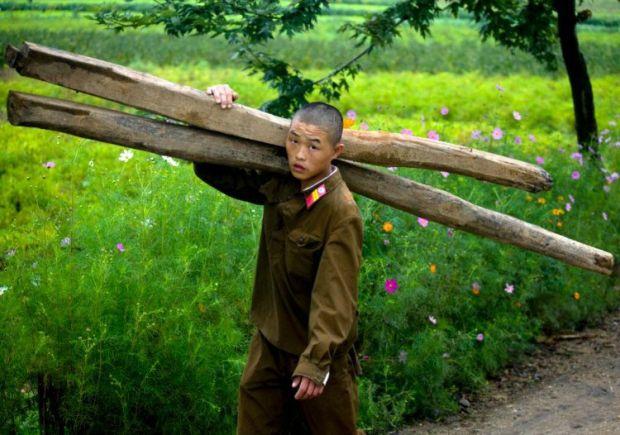Coreea de Nord - soldat