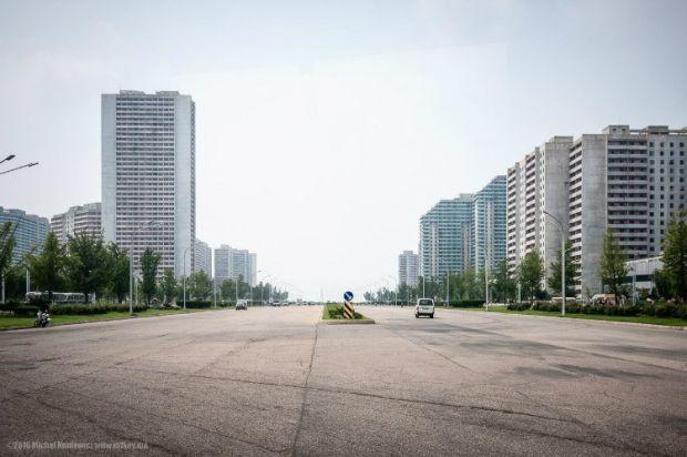Coreea de Nord - trafic