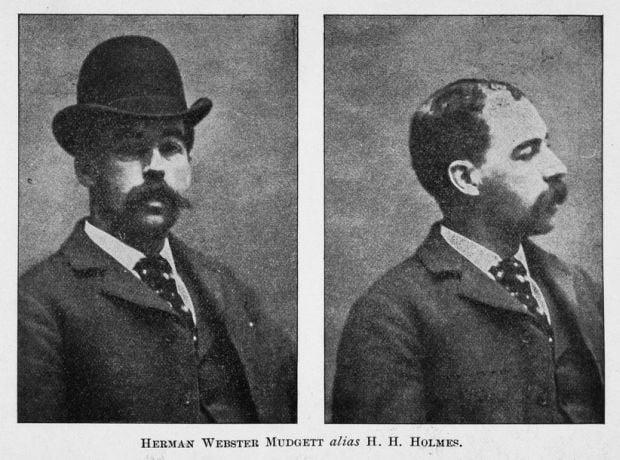 Criminali in serie - H H Holmes