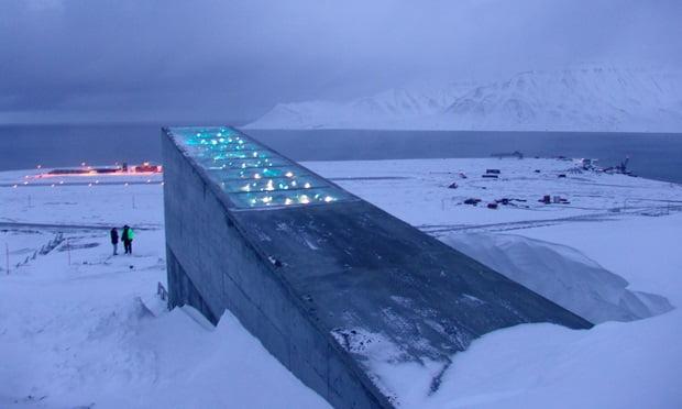 Depozitul de seminte Svalbard