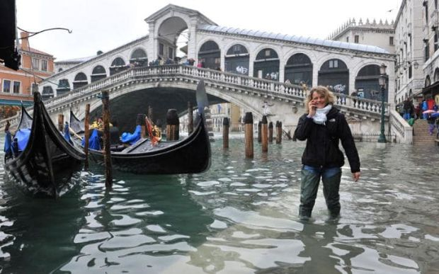 Destinatii turistice - Venetia