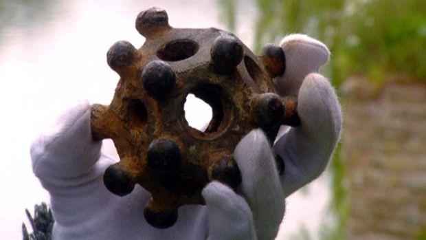 dodecaedre de bronz