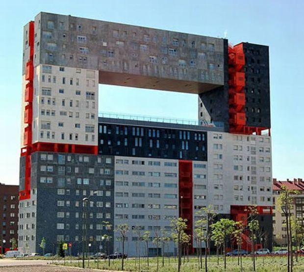 cele mai urâte clădiri din lume - Edificio Mirador