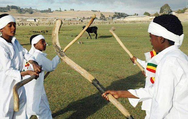 Etiopia Craciun