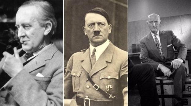 Evenimente Istorice - Hitler Frank Tolkien