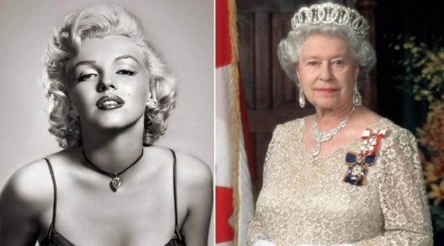 Evenimente istorice - Monroe Elisabeta
