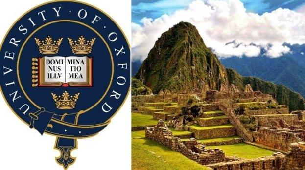 Evenimente istorice - Oxford Machu Picchu