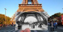 FOTO: Locuri banale transformate spectaculos în monumente celebre