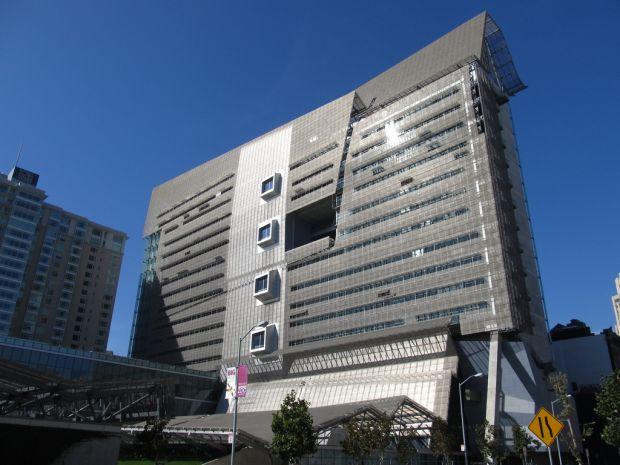 cele mai urâte clădiri din lume - Federal Building