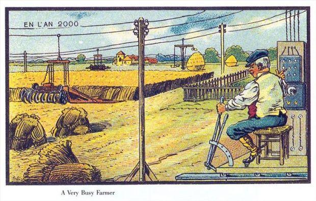 Lumea in viitor - Fermieri