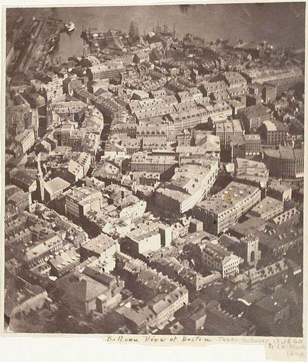 Fotografii vechi - Boston