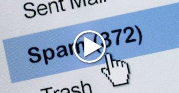 VIDEO – Iată ce pățești când răspunzi la e-mailuri spam