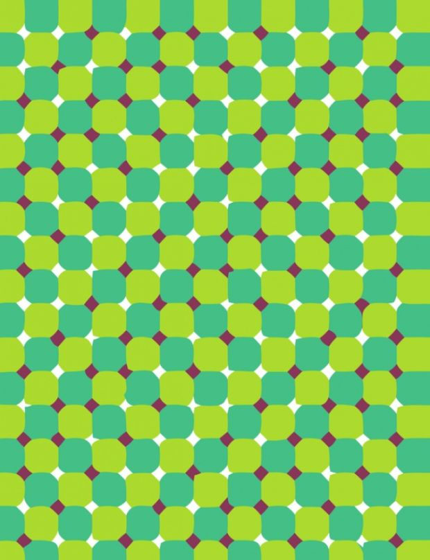 Iluzii optice - afis miscator