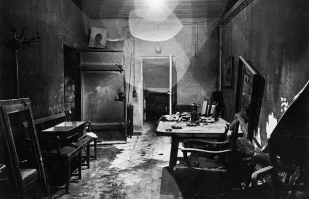 Imagini rare - Buncarul lui Hitler