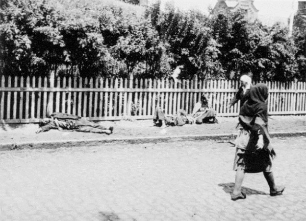 Imagini rare - Foamete Ucraina