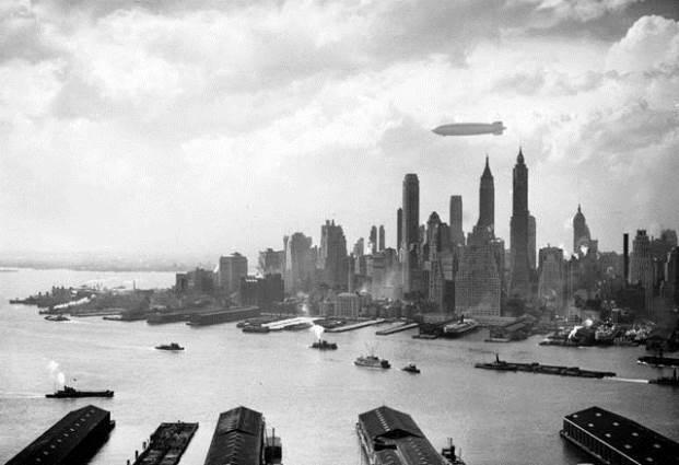 Imagini rare - Hindenburg