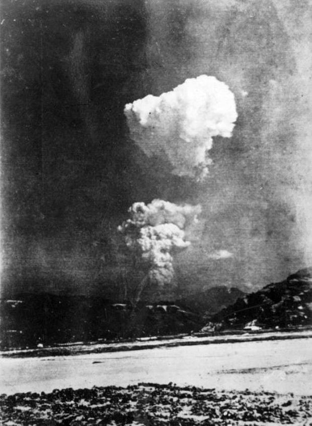 Imagini rare - Hiroshima