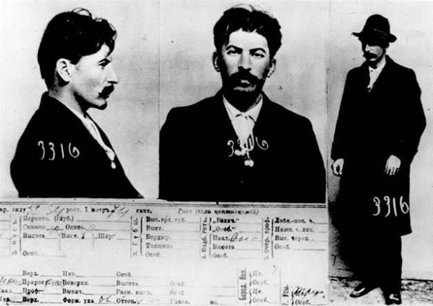 Imagini rare - Iosif Stalin