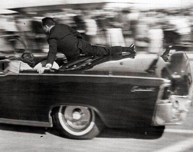Imagini rare - JFK