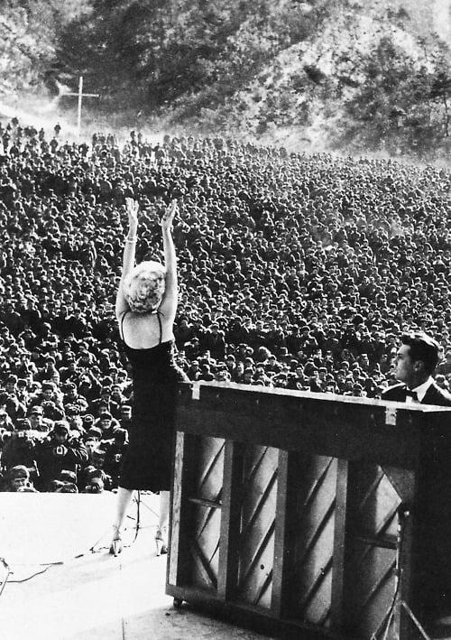 Imagini rare - Marilyn Monroe