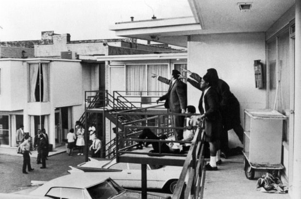 Imagini rare - Martin Luther King