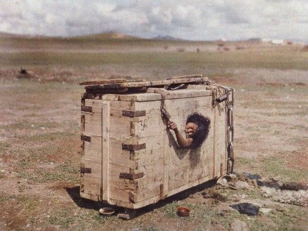 Imagini rare - Mongolia