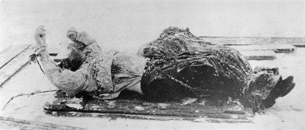 Imagini rare - Rasputin