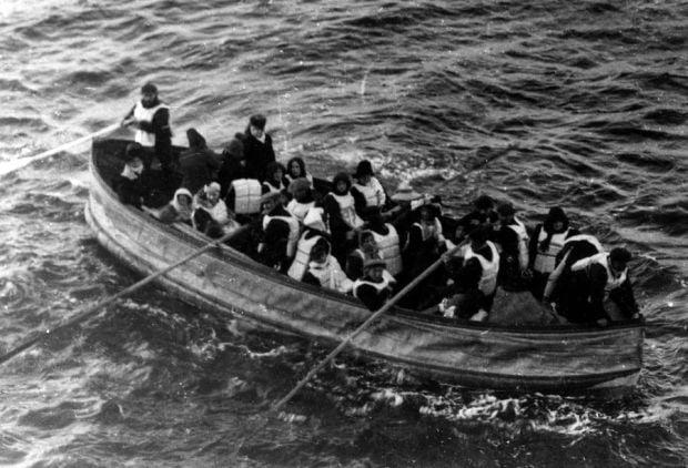 Imagini rare - Titanic