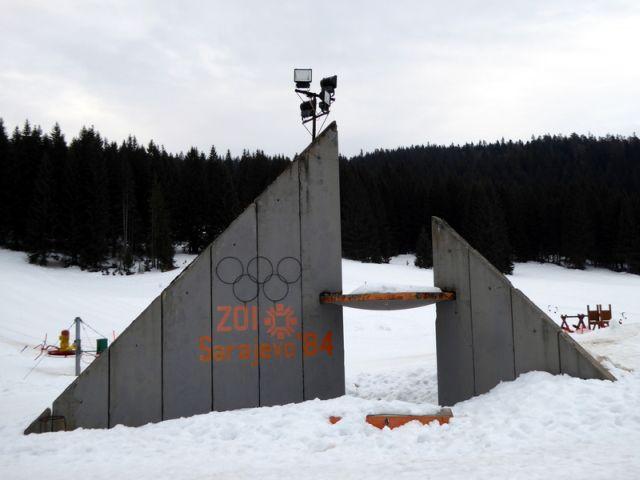 Jocuri Olimpice Sarajevo executii