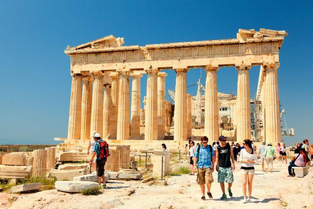 Legi ciudate - Grecia