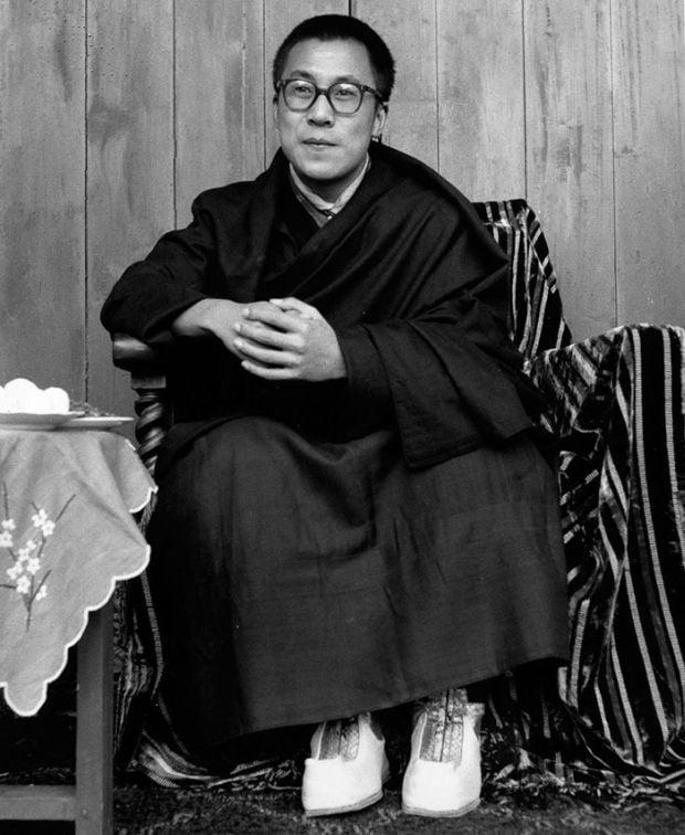 Lideri politici - Dalai Lama