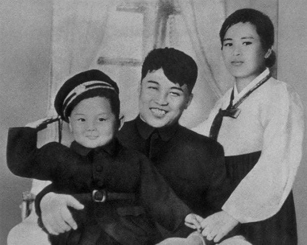 Lideri politici - Kim Jong-il