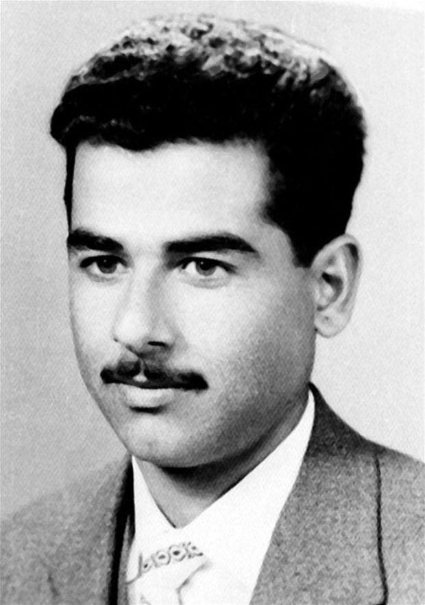 Lideri politici - Saddam Hussein