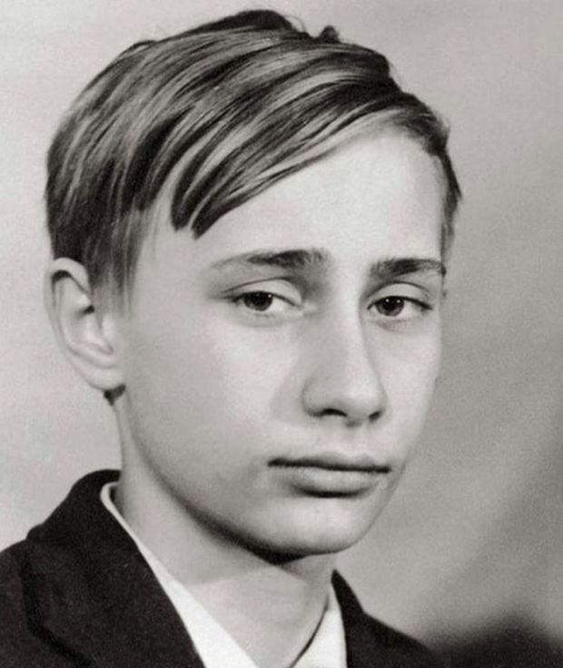 Lideri politici - Vladimir Putin