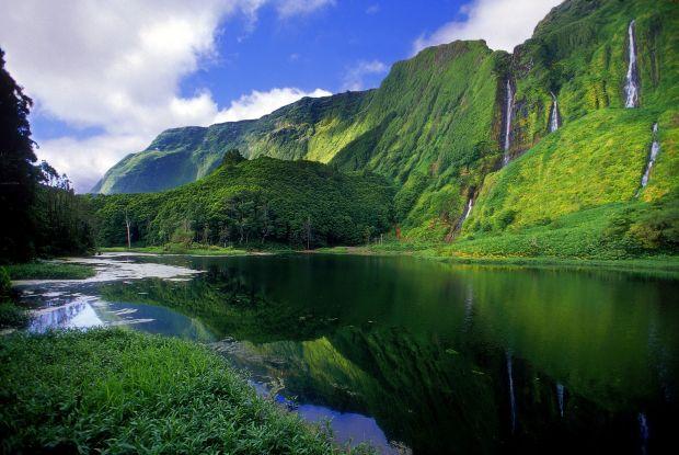 Locuri de vizitat - Insula Flores
