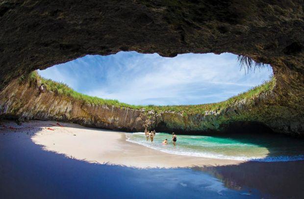Locuri de vizitat - Plaja ascunsa 2