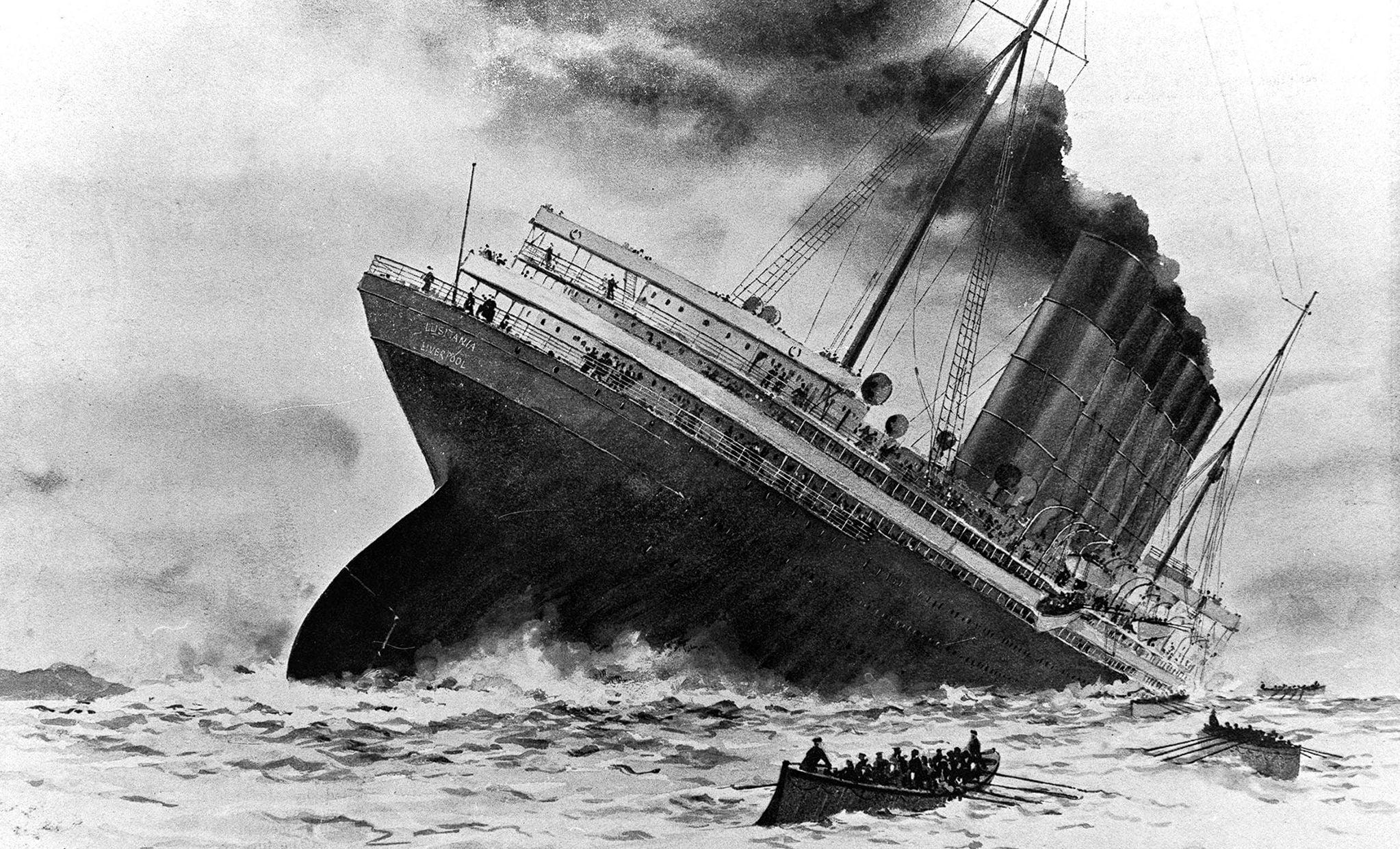 Vasul Lusitania