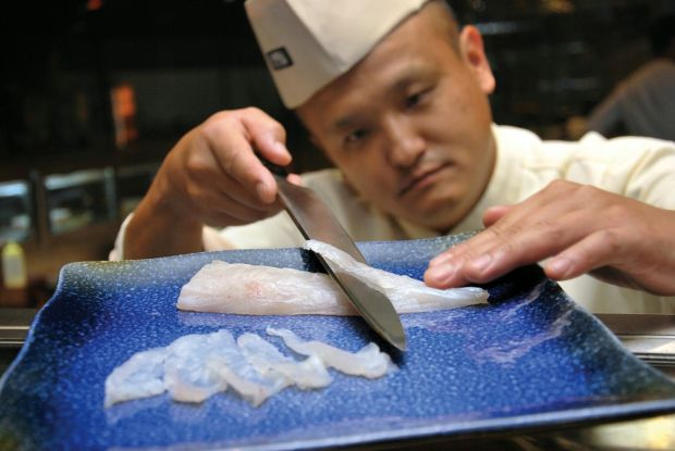 mâncăruri care ucid - Fugu