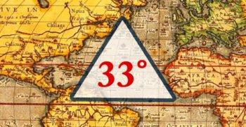 Speculații cu privire la misterele paralelei de 33 de grade