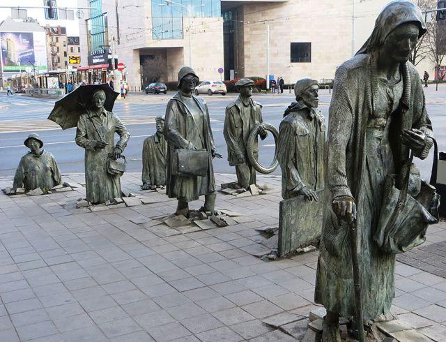 Monumentul trecatorului