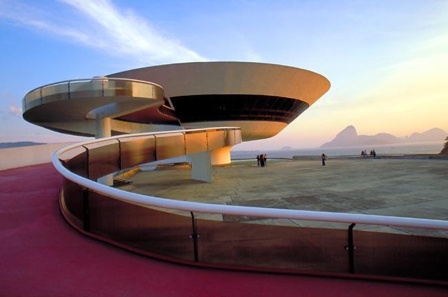 Cele mai ciudate clădiri din lume - Muzeul Niteroi