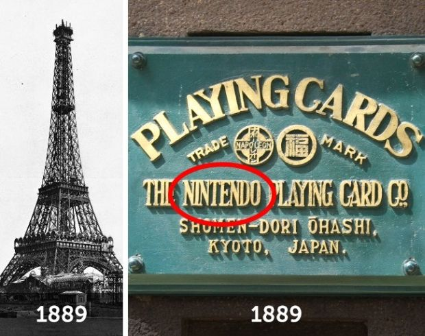 Nintendo-Eiffel