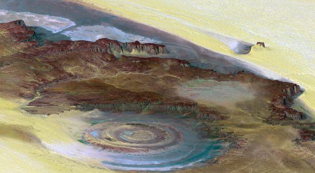 ochiul-saharei