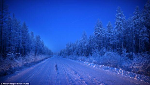 Oimiakon - Autostrada